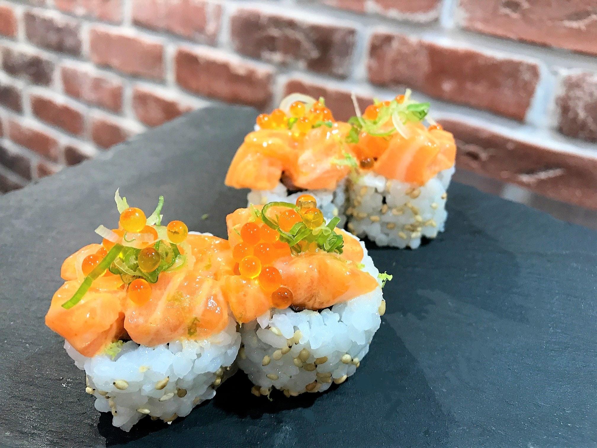 sushi à nice